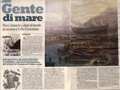 La Repubblica | Gente di mare| di Paolo De Luca