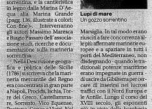 Il Mattino | Marineria e Cantieristica. Antiche arti della Costiera | di Vincenzo Aiello