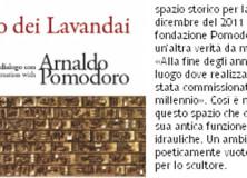 Insideart - Dialogo con Pomodoro. - di Francesco Angelucci