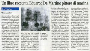 Recensione pubblicata su il Mattino di Napoli del 08/02/2012