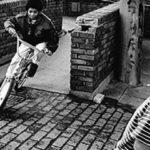 ©Neil Turner. July 1990, Angell Town Estate, Brixton