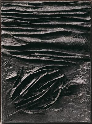Arnaldo Pomodoro, Tavola dell'agrimensore, 1958
