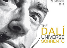 Manifesto mostra Dalì