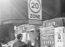 L'apartheid ed il cibo elettronico