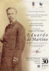 Eduardo De Martino. Da ufficiale di marina a pittore di corte