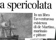 Corriere del Mezzogiorno | Una vita spericolata | di Giovanna Mozzillo