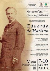 Eduardo de Martino a Meta