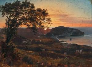 Veduta di Ischia | Teodoro Duclère