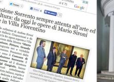 Corso Italia news | Fondazione Sorrento ospita Mario Sironi: inaugurata la mostra dell'anno