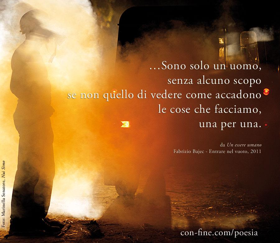 Essere Umano | Fabrizio Bajec