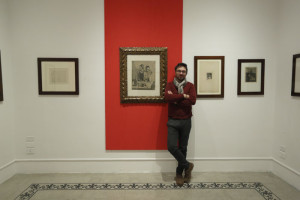 Gino Fienga  e Picasso