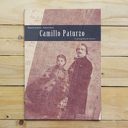 Camillo Paturzo | Collana Athena di con-fine edizioni