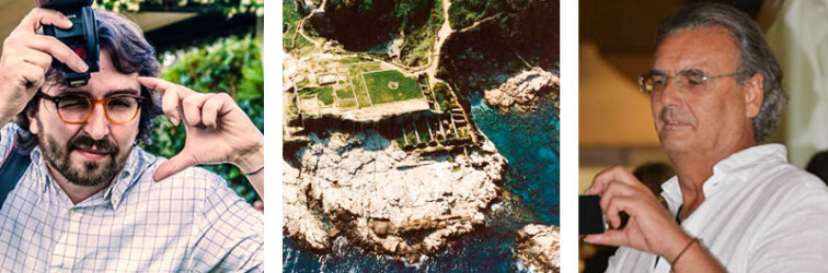 Le avventure di Gianni Coppola alle prese con le Ville Romane.