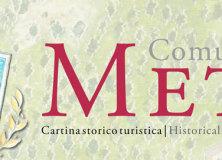 Cartina Storico Turistica di Meta