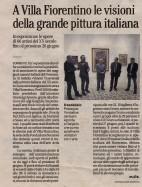 Il Mattino | A Villa Fiorentino le visioni della grande pittura italiana