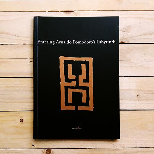 Entering Arnaldo Pomodoro's Labyrinth