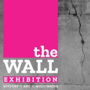 La mostra the WALL a Palazzo Belloni