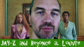 JAY-Z and Beyoncé al Louvre