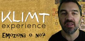 Klimt Experience. Emoziona o no?