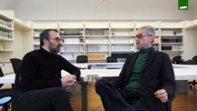 Gino Fienga, intervista con Roberto Grandi