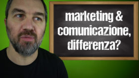 Marketing e comunicazione, differenza?