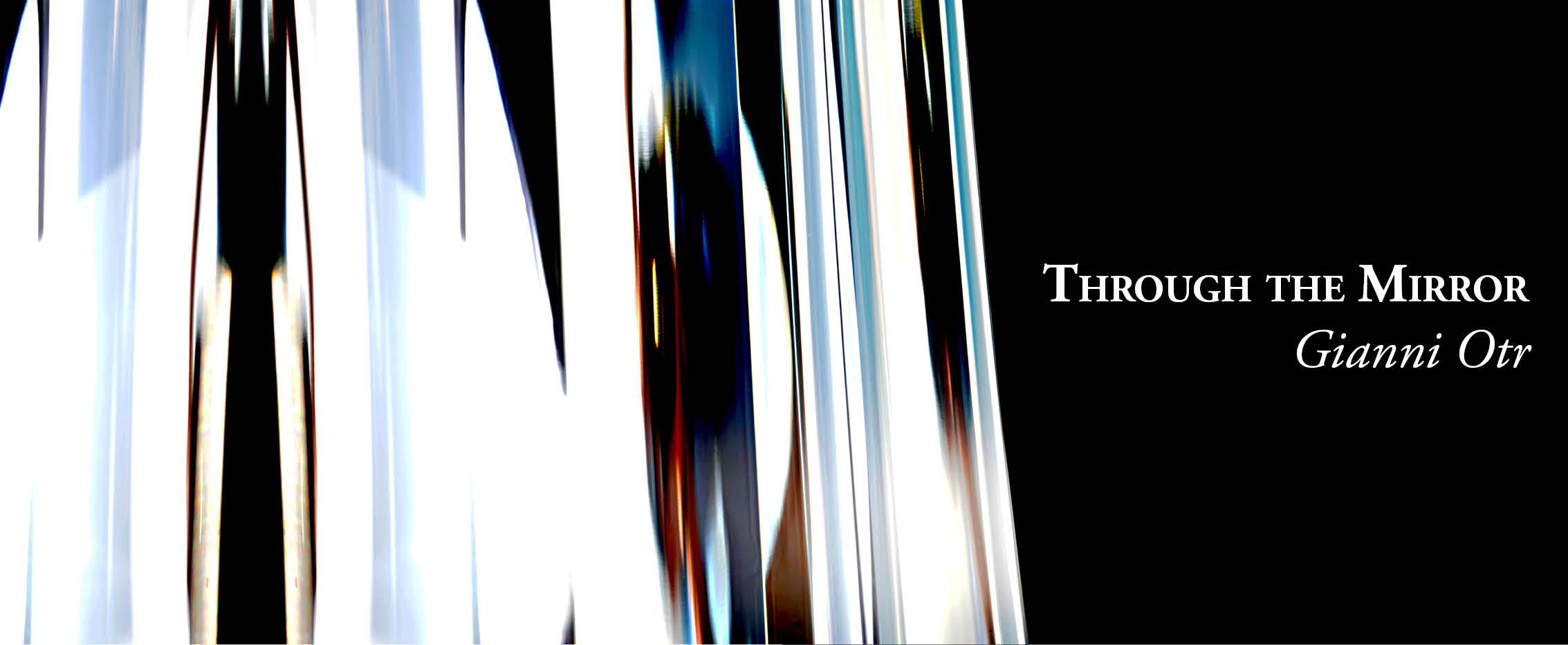 Through the Mirror | Copertina art mediabook