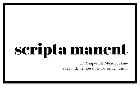 scripta manent - art mediaBook